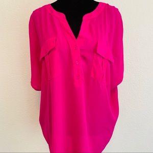 INC women's blouse size 3X